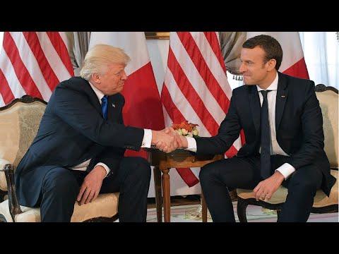 استعداد أمريكي فرنسي بريطاني لرد مشترك في حال استخدام أسلحة كيميائية في سوريا  - نشر قبل 33 دقيقة