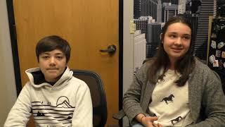 США 5526: Американская школа - полтора года после приезда из Казахстана
