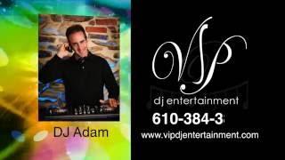 VIP DJ Entertainment - Dj Adam Weiner - Demo video