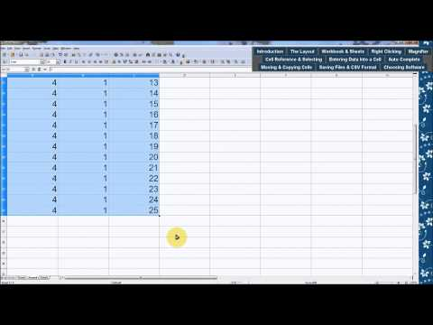 Introduction to Spreadsheets for Sussex OPC Census Transcrip