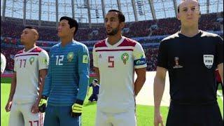 البرتغال x المغربPortugal vs Morocco Prediction | Group B | 2nd Match | Fifa World Cup Russia 18I