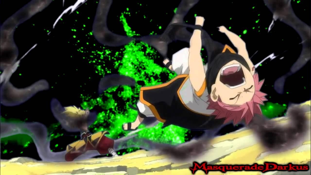 [Fairy Tail] - Dragon Slayer Vs. God Slayer; Natsu Vs ...