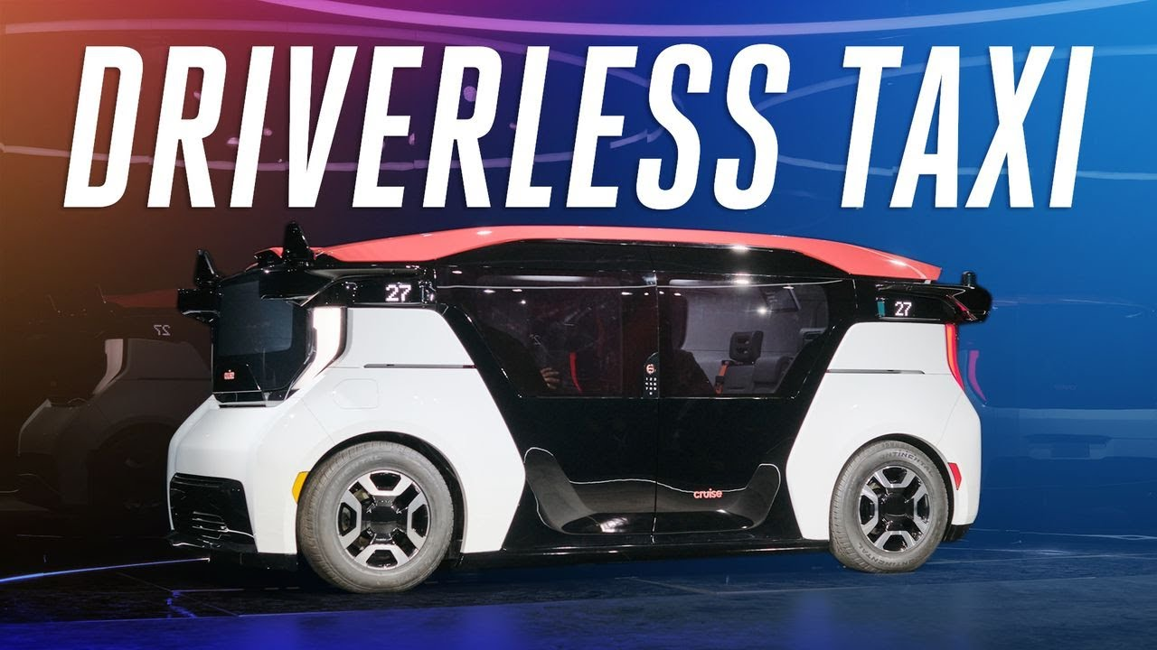 Exclusive look at Cruise's first fully driverless car - YouTube