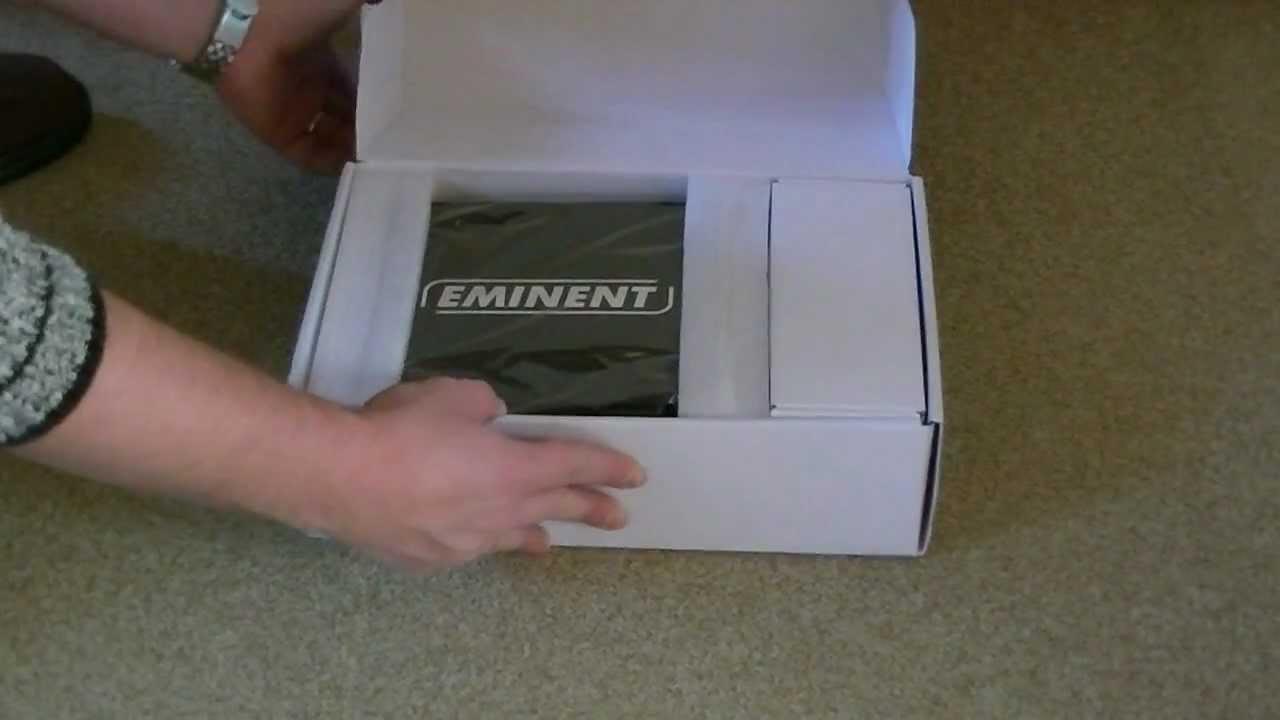EMINENT EM7385 MEDIA PLAYER LINUX
