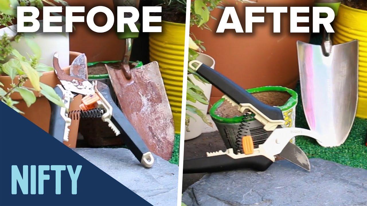 Satisfying Rust Restoration Hacks