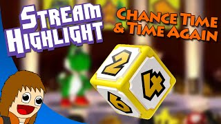 Chance Time and Time Again (Stream Highlight) - Mario Party