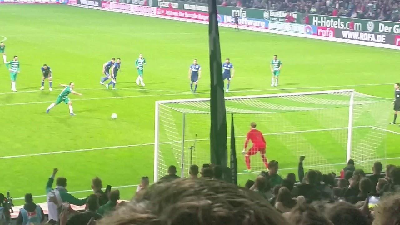 Werder Gegen Schalke 2017