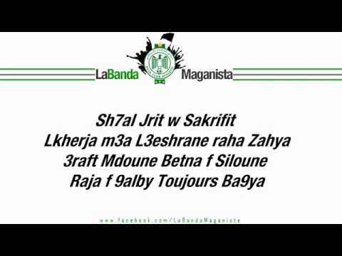"music raja 2013  Bandista  ""3yit Ndor"""