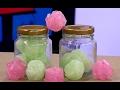 Como Elaborar Sugar Scrub en Miniatura- Hogar Tv  por Juan Gonzalo Angel