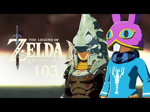 The Legend of Zelda: Breath of the Wild - Part 103 - Usurper King, Garb of Winds, & Merchant Hood