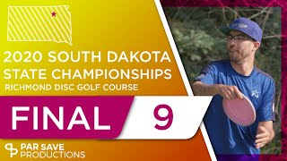 South Dakota States 2020 - FINAL 9 | Privette, Everson, Adams, Muizelaar