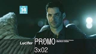 """Lucifer 3x02 Promo """"The One with the Baby Carrot"""" Season 3 Episode 2 Promo"""