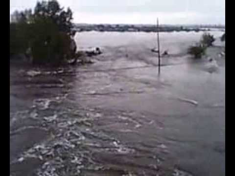 Наводнение в Карталах