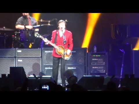Paul McCartney - Hello Goodbye HD (Live) Edmonton November 29, 2012