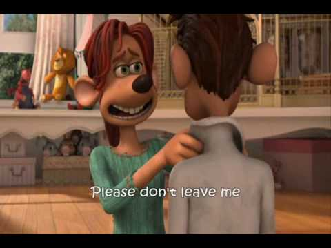 flushed away please don t leave me youtube