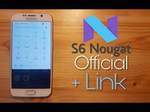 Galaxy S6 Official Nougat 7.0 Update [Detailed Review + Link]