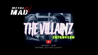 THE VILLAINZ | Interview avril 2020