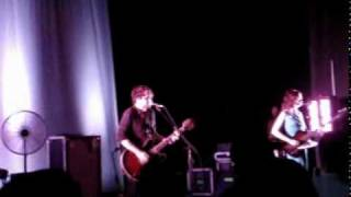 Silversun Pickups - Growing Old Is Getting Old (6-16-10 - Boca Raton, FL)