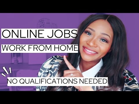 Online Jobs Work From Home | Make Money Online in South Africa 2021
