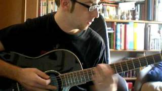RE: Nickelback - Never Gonna Be Alone (Acoustic Guitar)