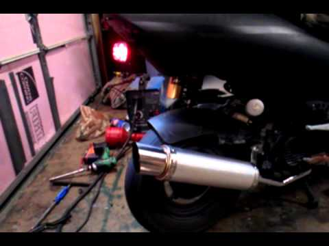 from 50cc to 100cc?(82cc) - ScootDawg Forums