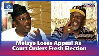 Melaye Loses Appeal As Court Orders Fresh Election