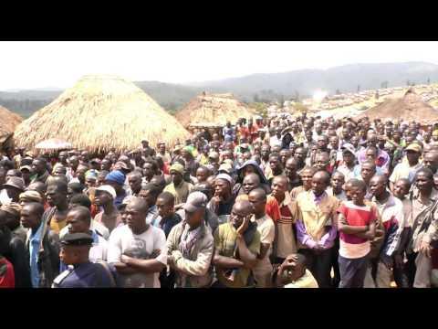 Le Gouvernement provincial du Nord Kivu appelle la population de Miriki à l'apaisement