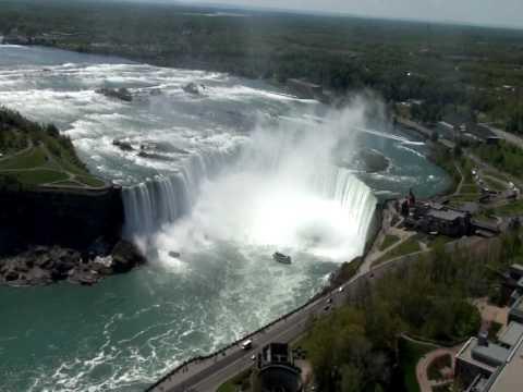 WebM Demo - Niagara Falls in 1080p HD