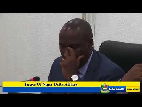 HSDickson - Niger Delta Affairs
