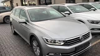 Огляд VW Passat 2,0DSG B8 за 10500€ для імпорту в Україну