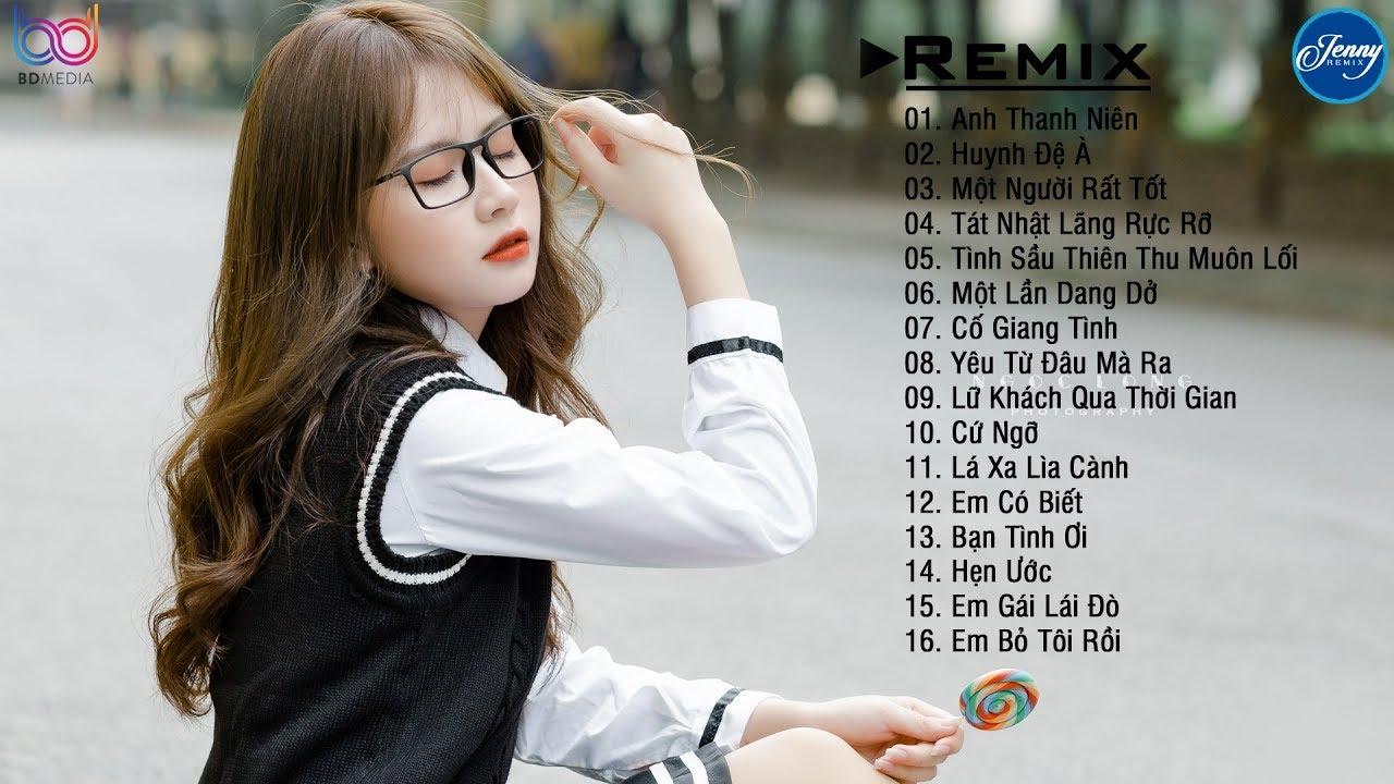 Tình Sầu Thiên Thu Muôn Lối Remix ❤️ Huynh Đệ À Remix ❤️ Anh Thanh Niên Remix, Nhạc EDM Htrol Remix