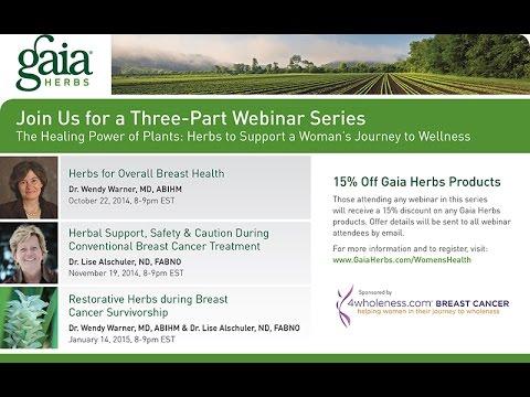Women's Health Series Webinar One