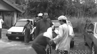 Suasana Tamat Bersuluk Naqsyabandiyah Al-Kholidiah Jerlun K.Kangsar