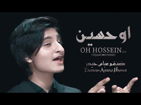 Noha - Oh Hossein A.s (English) - Zaigham Abbas Haider - 2017