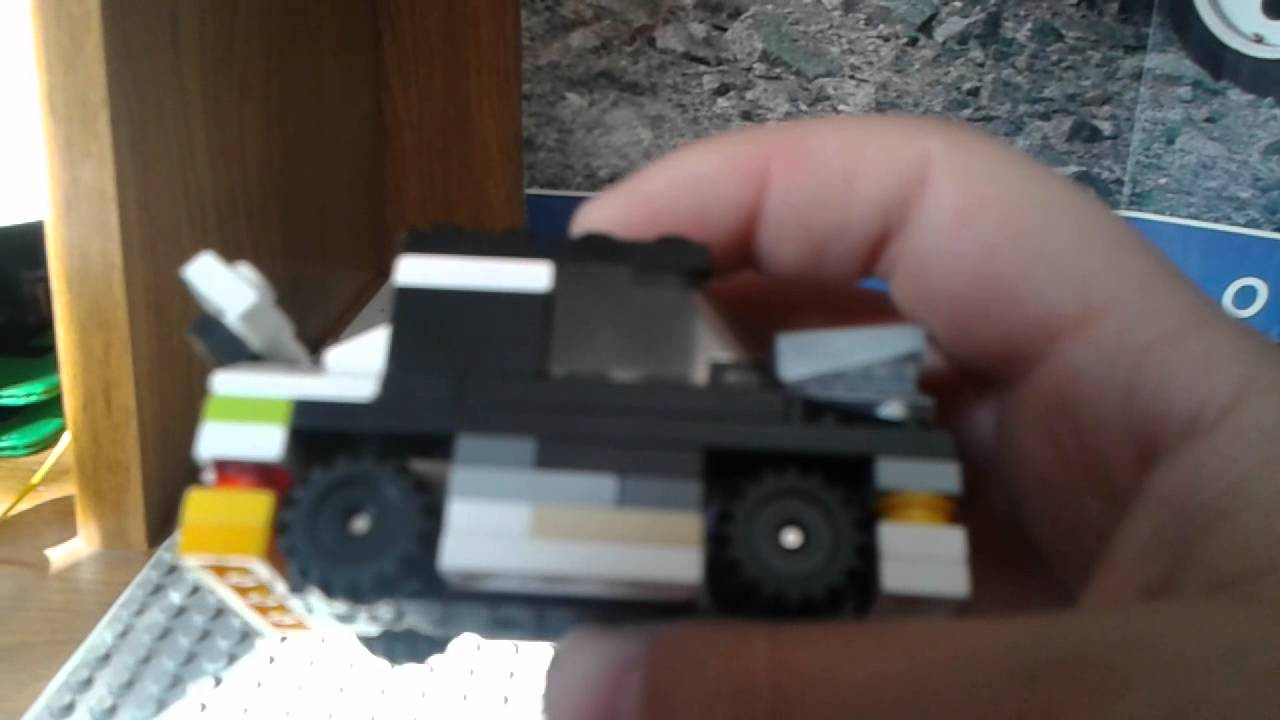Lego Mini Drift Car Youtube