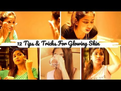 Beauty tips to get glowing skin at home naturally | Tips and tricks for fair and glowing skin