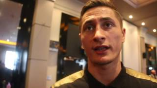'REMATCH ME FRANK BUGLIONI!' - HOSEA BURTON REFLECTS ON A 'HARD & DISAPPOINTING' FIRST PRO-DEFEAT
