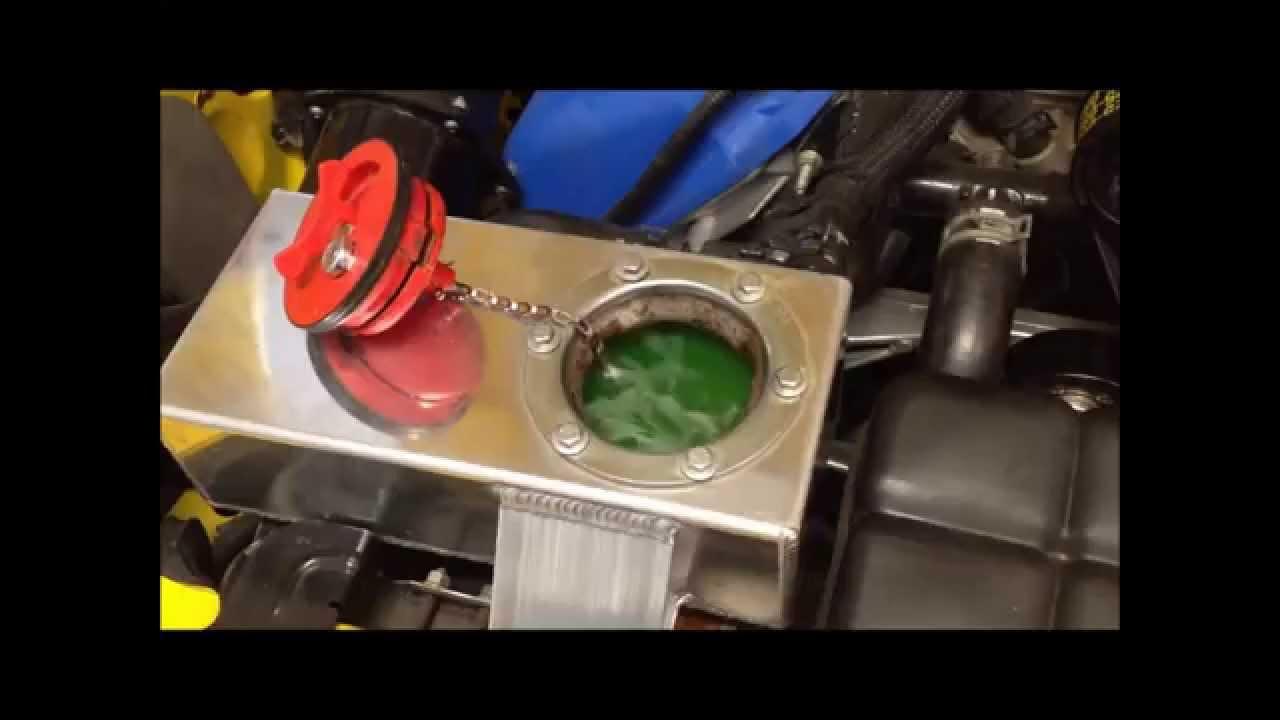 how to change your 2003 2004 svt cobra electric intercooler pump jaguar mercedes [ 1280 x 720 Pixel ]