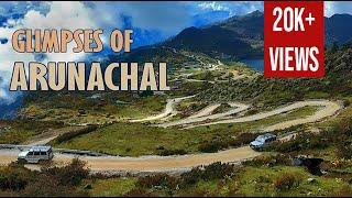GLIMPSES OF ARUNACHAL | ARUNACHAL PRADESH TOUR | TAWANG | SELA PASS | BUMLA PASS