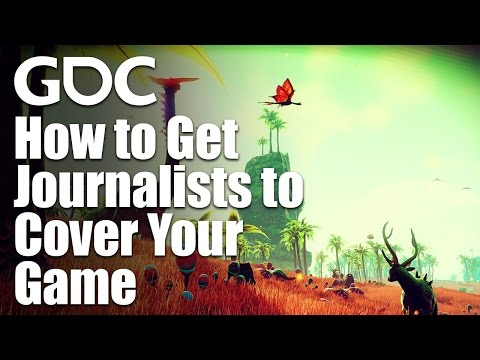 Get Journalists to Cover Your Game: Lessons from Online Dating, Praying and No Man's Sky