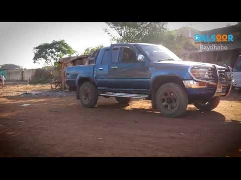 Darawalka ugu yar Baydhabo - Youngest driver in Baydhabo