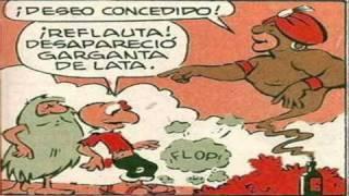 Condorito 3 Deseos Historietas
