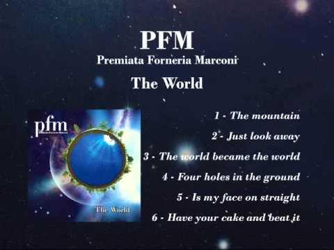 PFM - The world [full album]