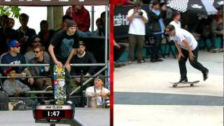 Maloof Money Cup NY 2011 Pro Finals Final Jam - Dennis Busenitz & Greg Lutzka