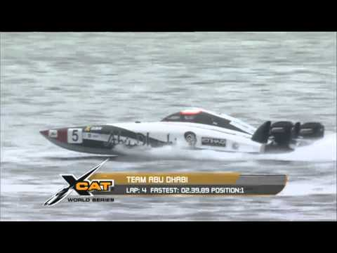 2015 UIM XCAT World Series, Round 3 - Live Webstream, Pole Position - Cascais, Portugal