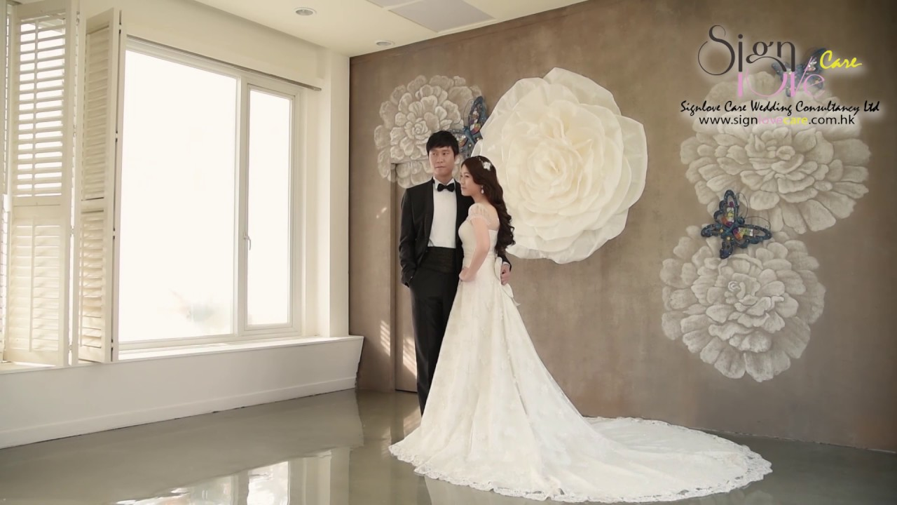 Signlove Prewedding Video 真實客人 2