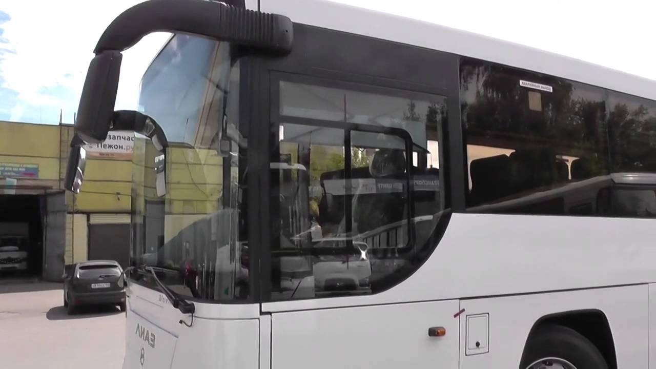 В Керчи автобус чуть не сбил пешеходов - YouTube