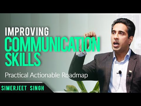 English Communication Skills Training Video by Simerjeet Singh | Practical Tips | Coach On Campus
