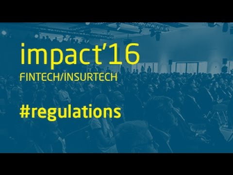 impact'16 fintech/insurtech #regulations - Jadwiga Emilewicz (Ministry of Economic Development)