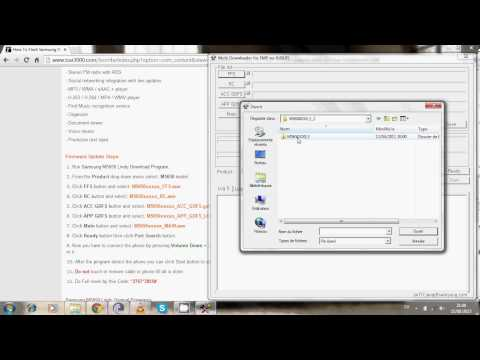 How To Flash Samsung GT-M5650 LINDY {Full HD}